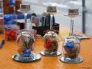 glaskerzenständer